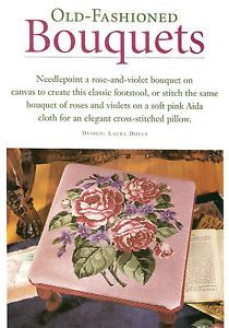 """cross stitch bouqeut of  roses kalla.gallery.ru 