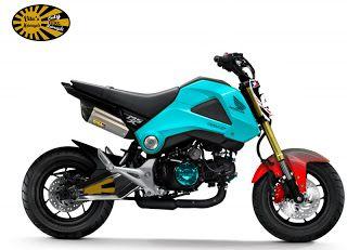 76 best honda msx125 images on pinterest honda bikes honda grom custom and honda motorcycles. Black Bedroom Furniture Sets. Home Design Ideas