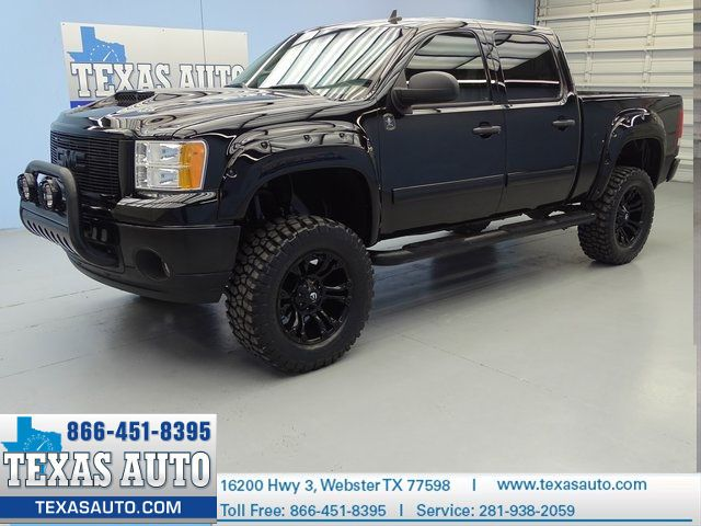Color:Onyx Black Interior:Ebony Stock#:332088 Engine:6 2L V8 VIN