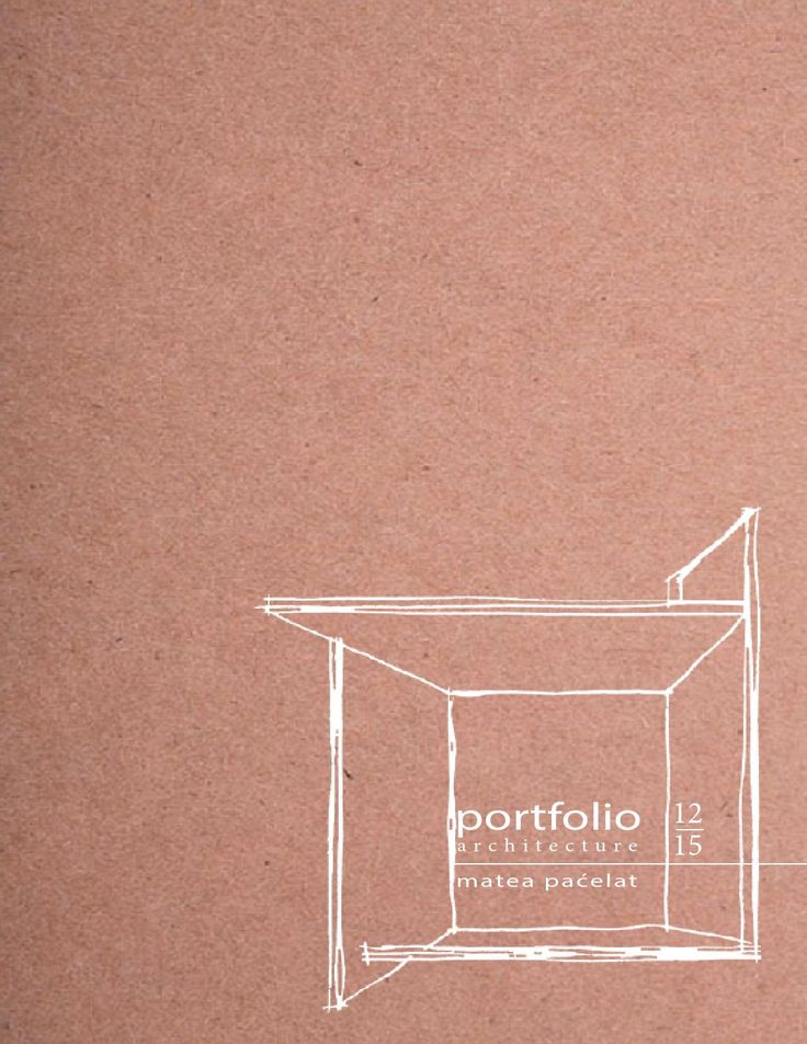 Popolare Best 25+ Portfolio covers ideas on Pinterest | Portfolio cover  LK14