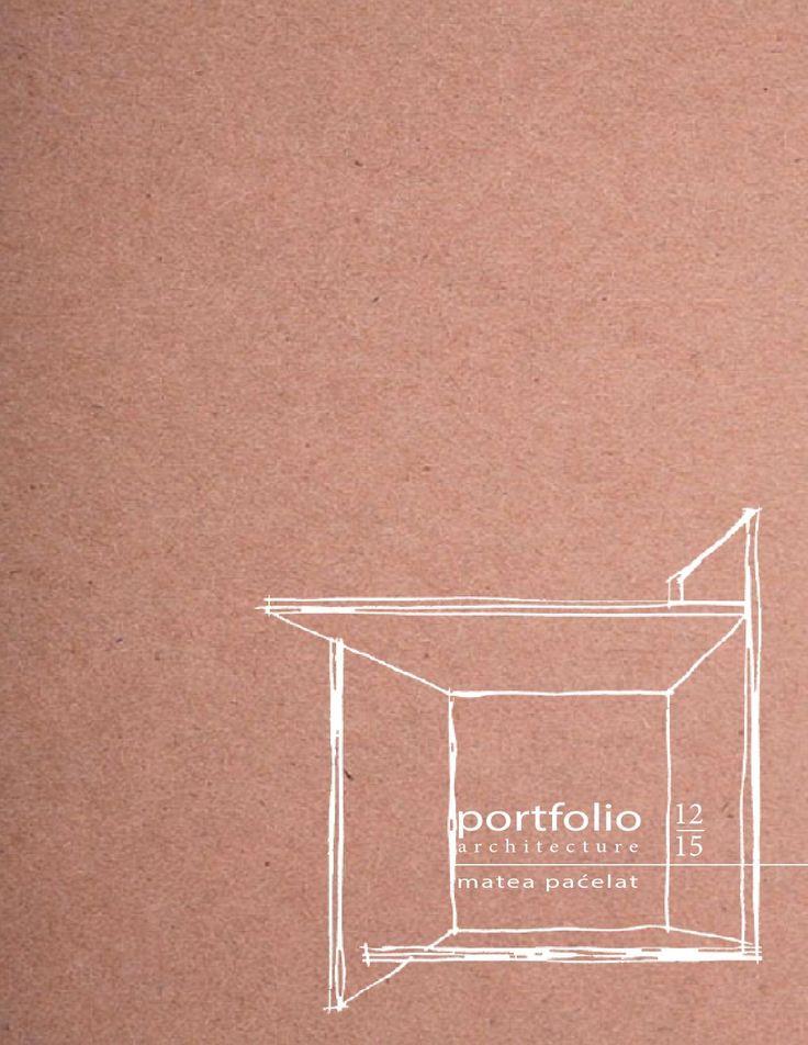 43 best portfolio layout images on Pinterest | Graph ...