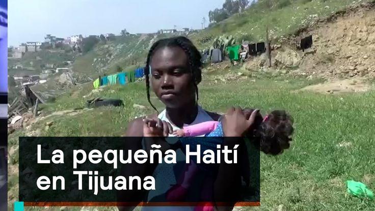La problemática de los haitianos en Tijuana - Al Aire con Paola