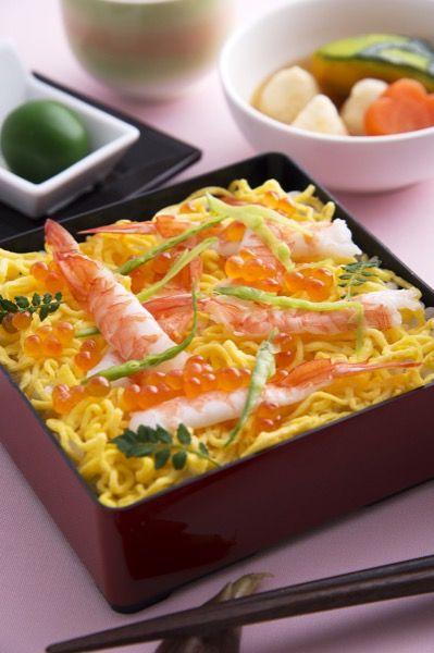 豪華!でも簡単なんです…チラシ寿司 by TAKAYO | レシピサイト「Nadia ...