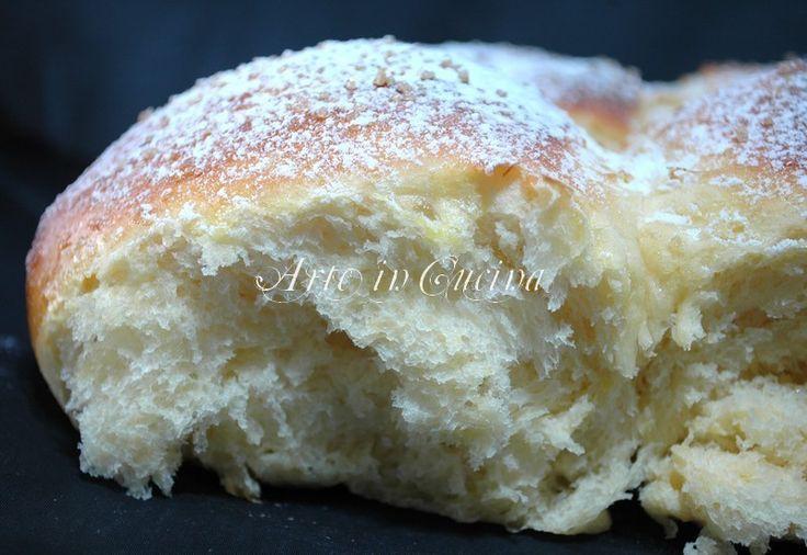 pan brioche soffice senza burro al limone ricetta dolce arte in cucina