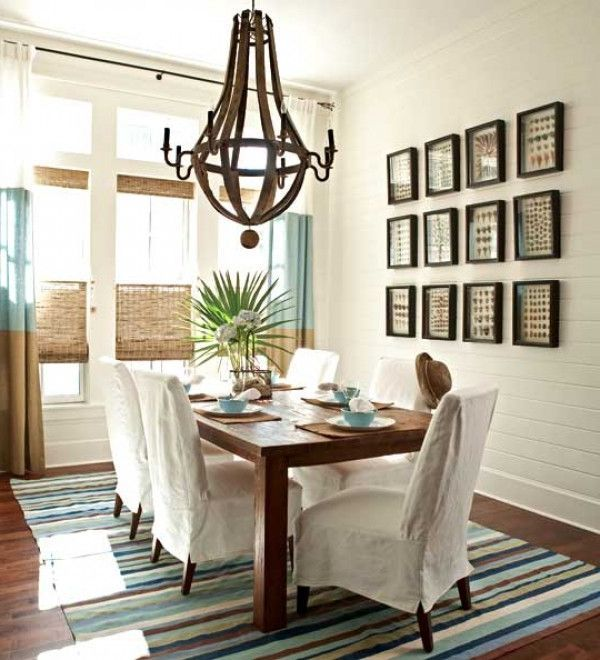 25 best ideas about casual dining rooms on pinterest for Casual dining table centerpiece ideas