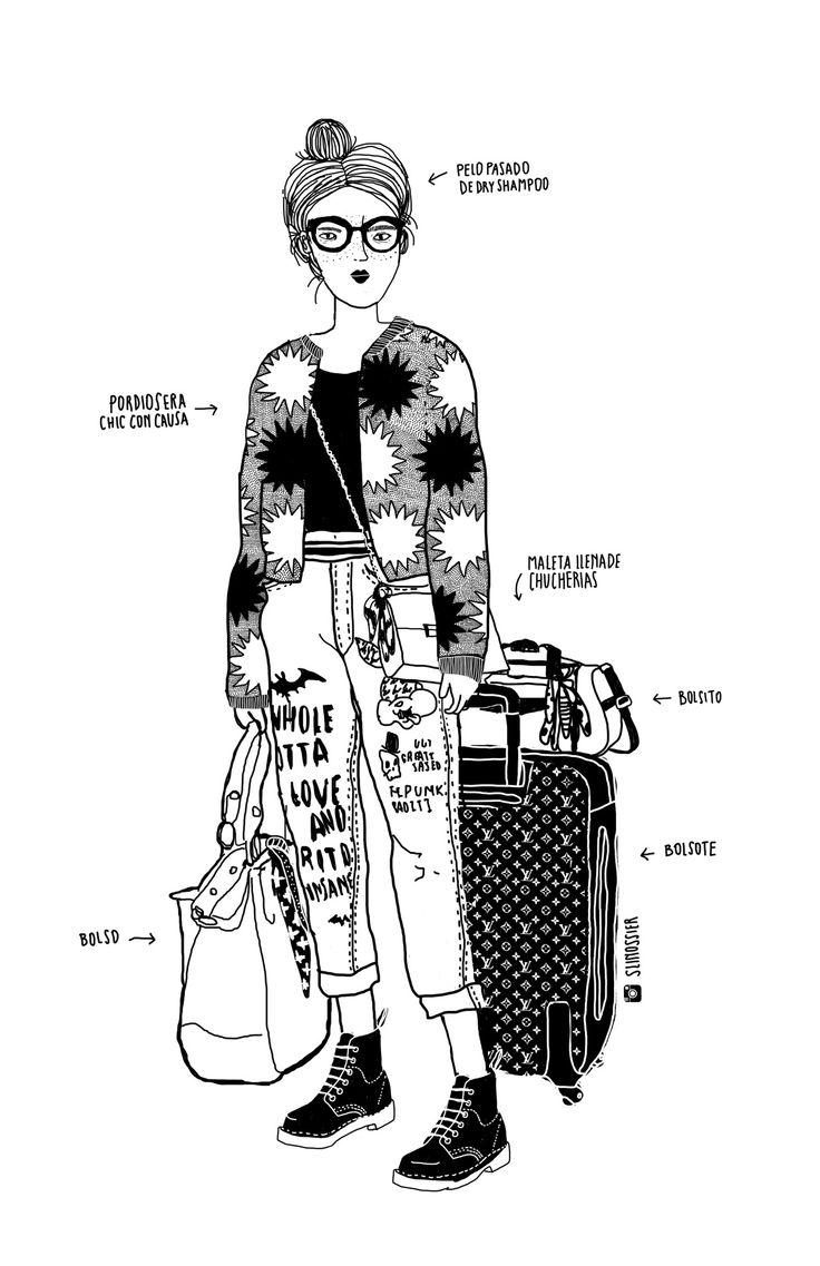 La productora de moda perfectaThe perfect fashion producer
