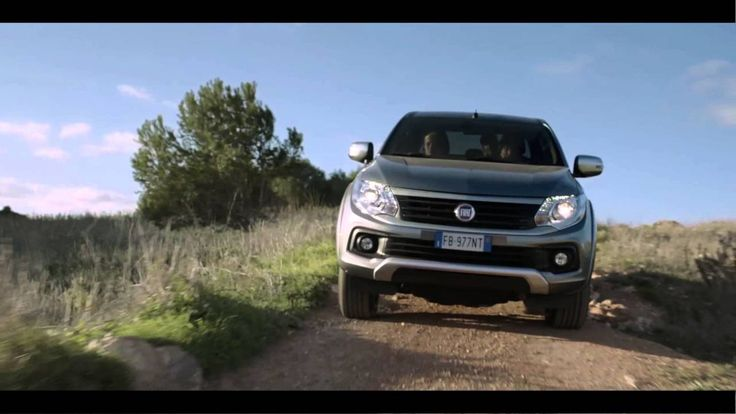Nouveau Pick-Up Fiat Professional Fullback