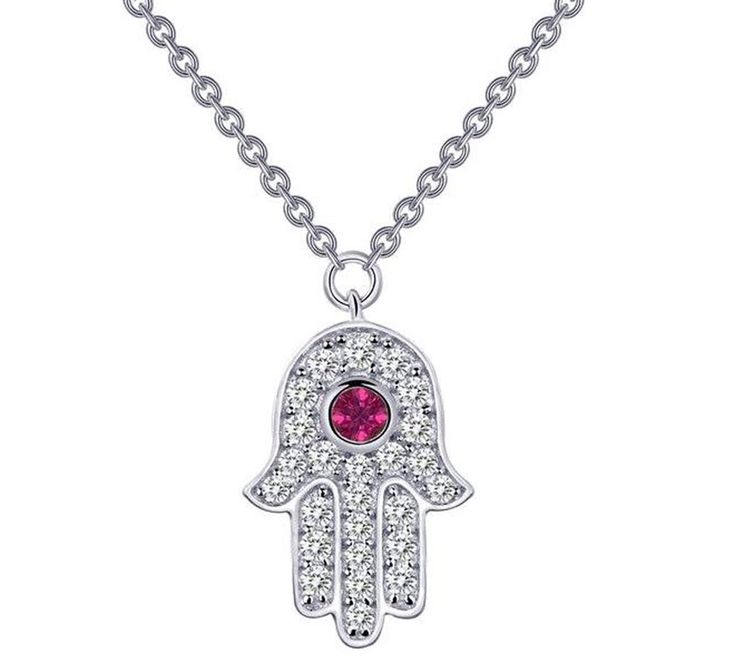 The 25 best islam symbol meaning ideas on pinterest what is lafonn necklace jewelry hamsathe hamsa is an ancient middle eastern amulet symbolizing the hand of god different religions meanings jewish arabic mozeypictures Image collections