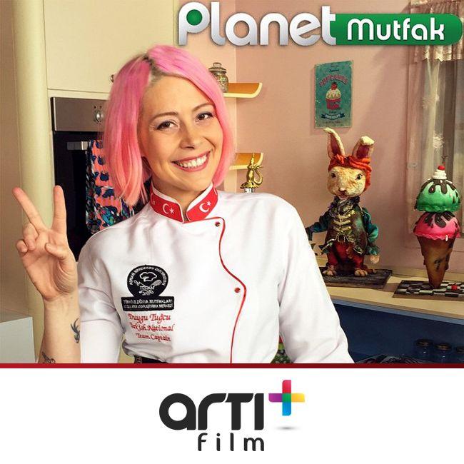 Artı Film yapımcılığında  Planet Mutfak ekranlarında yepyeni bir program yakında sizlerle!
