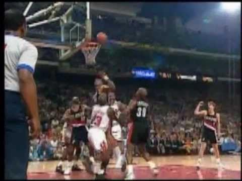 UntouchaBULLS - The Chicago Bulls 2nd NBA Championship Story - YouTube