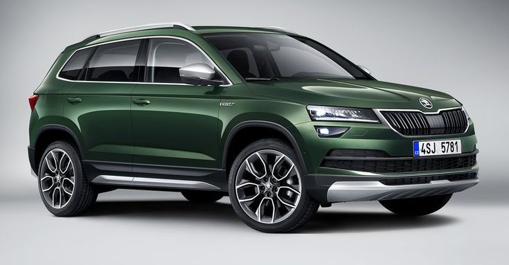 2019 Skoda Karoq Scout Revealed Not For Oz Skoda Gebrauchtwagen Automobil
