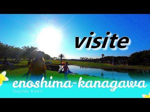 conheça um enorme parque(koen)em enoshima shi e se puder visite com sua familia - Japão Cultura