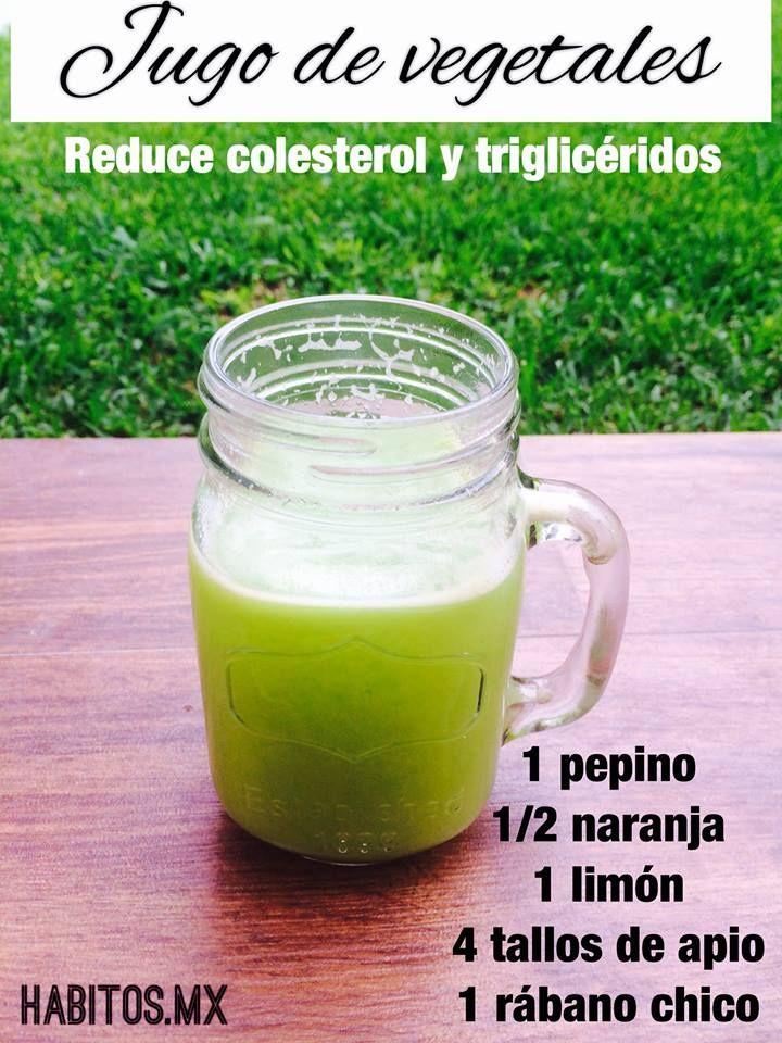 Hábitos Health Coaching | JUGO REDUCE EL COLESTEROL Y