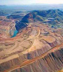 The Argyle Mine
