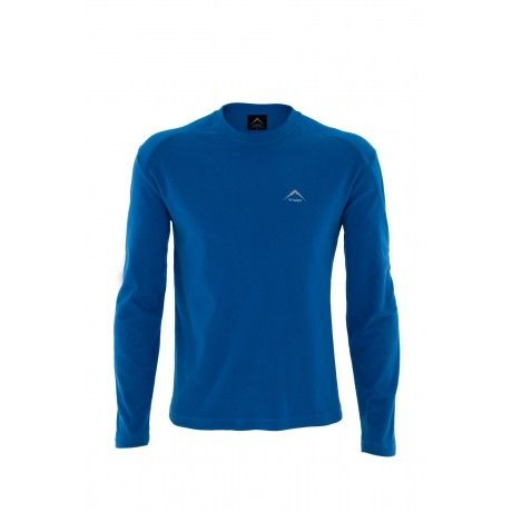 K-WAY MEN'S STRAUS CREWNECK FLEECE:  This light weight fleece offers warmth and comfort for chilly outdoor activities. A wicking finish moves moisture away from the skin keeping you dry and comfortable. This fleece top is a fantastic insulator, trapping in the heat you need in colder weather. Great for when you want to travel light.