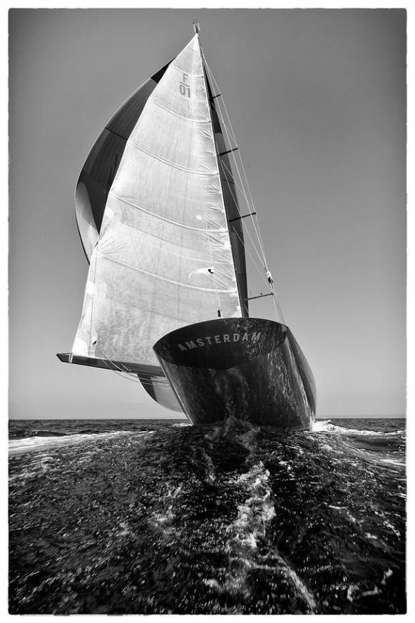 ...sailing F-class...