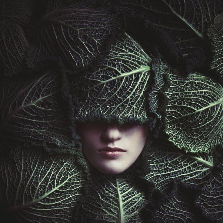 "Best of the Day Photo: Magdalena Russocka photoworks Model: Paulina Piliman ""cabbage..."" The Imaginarium ™ Unlimited Photography www.theimaginarium.it www.facebook.com/imaginarium.net"