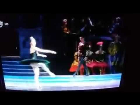 Swan lake (Hung.Nat.Ballet) - Odile 32 fouetté - Nakamura Shoko