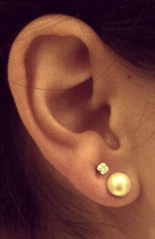 Get my second piercing... again.  Let's hope it doesn't close up this time.