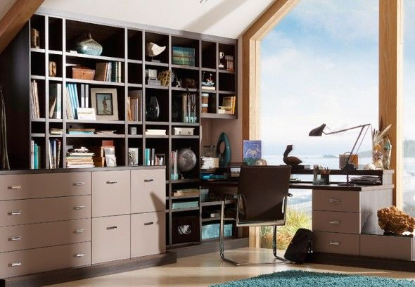Small Home Office Organization Ideas Blogs Pinterest
