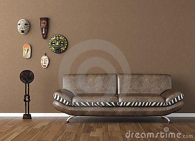 bruine muur