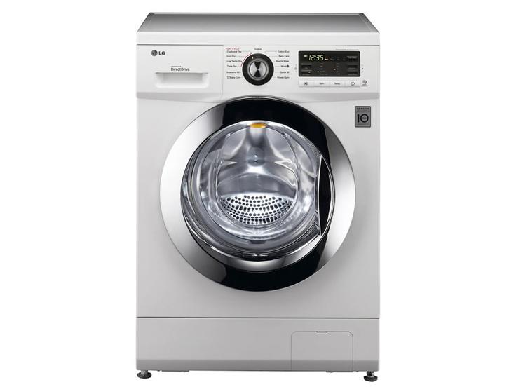 Lavasecadora LG WDM1196ADP de 10 kg