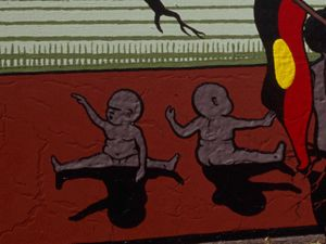 This section of the ReconciliACTION website explores the policy of forcibly removing Aboriginal and Torres Strait Islander (Indigenous) children from their families. It is estimated that 100,000 Indigenous children were taken from their families and raised in homes or adopted by white families, up until the 1960s. The policy was designed to 'assimilate' or 'breed out' Indigenous people. These children became known as the 'Stolen Generations'.