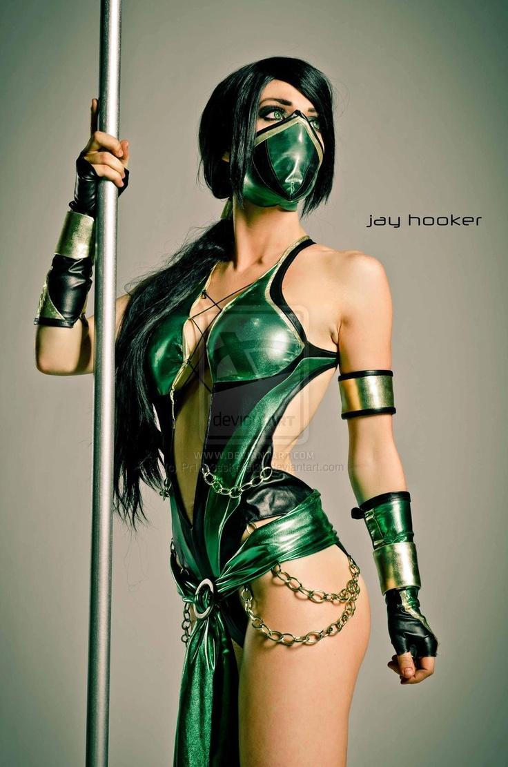 Jade - Mortal Kombat 9 by Pr1nc3ssKr1st3n.deviantart.com
