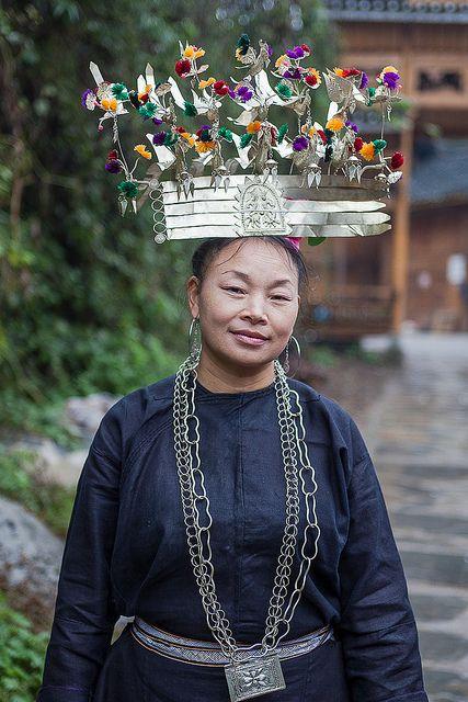 Travel Asian China Guizhou : Fanpai village, Miao #14 by foto_morgana,