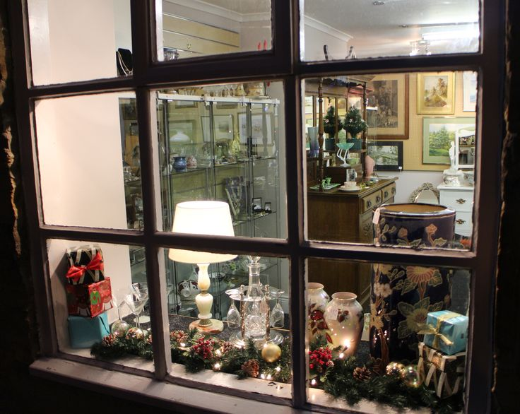 One of our Christmas windows!