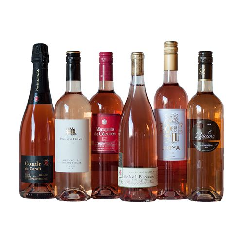 Rosé all day? How about Rosé all winter!