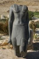 Buste Ptolémée IV ? Taposiris Magna