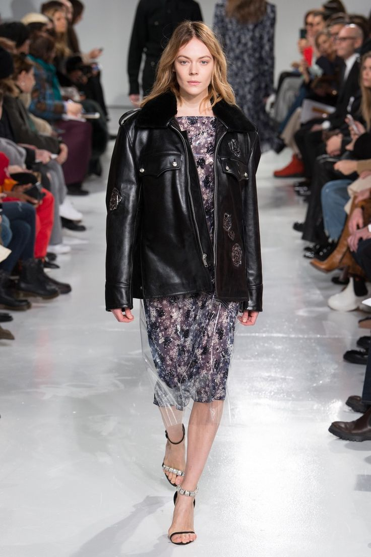Calvin Klein | Ready-to-Wear - Autumn 2017 | Look 36