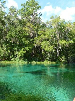 Rainbow River, Florida