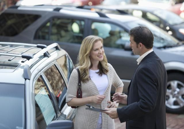 Don't be intimidated when buying a used car from a used car dealer. Make sure you have done your homework ahead of time about the used car's values and then consult these Top 10 Questions To Ask a Used Car Dealer.
