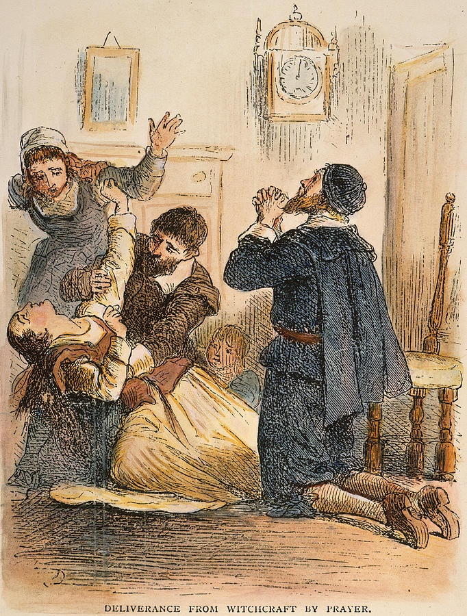 an analysis of the deterioration of salem during witch trials The salem witch trials essay the deterioration of salem's social structure precipitated the murders of many innocent during the salem witch trials.