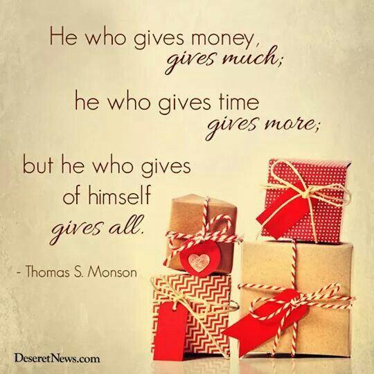 406 best President Thomas S. Monson- quotes images on Pinterest ...