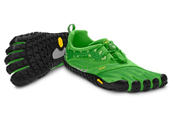 Vibram Five Fingers Men's Spyridon LS FEATURES of Vibram Five Fingers Men's  Spyridon LS Vibram's first trail running-specific model Provides the.