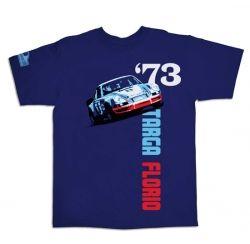 Nicolas Hunziker Porsche 911 Targa Florio car t-shirt