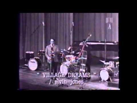 Horace Silver Quintet & Elvin Jones Trio 1968 - FULL LIVE - recorded for Danish Television in 1968