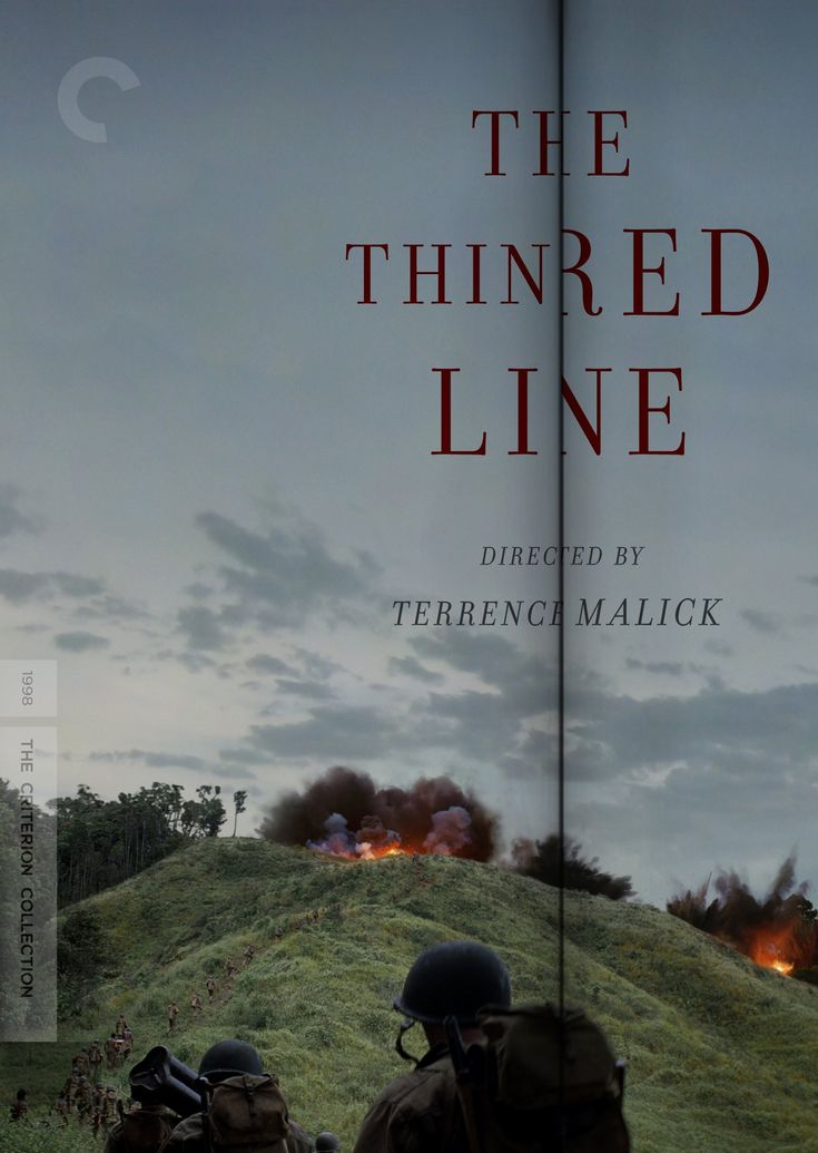 best criterion collection images blu rays the neil kellerhouse cover art for the thin red line criterion blu ray