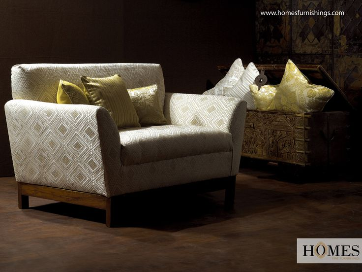 Add that #Gleam of charm to your #Interiors with fine #Fabrics from #HomesFurnishings. Explore more #Collections on www.homesfurnishings.com #HomeFabrics #Cushions #Curtains #Furnishings #Decor #HomeDecor
