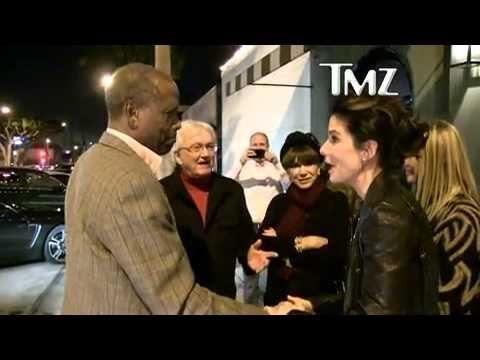 Sandra Bullock Over Meeting - YouTube