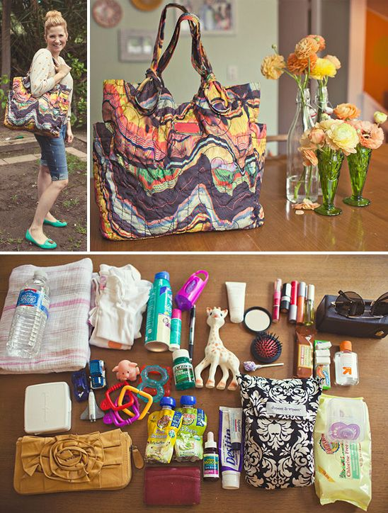 nappy bag ideas- i know what i need and used for the first two etc, i just need inspiring...
