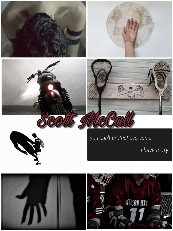 Scott McCall aesthetic  Teen Wolf  by @aurorafloris