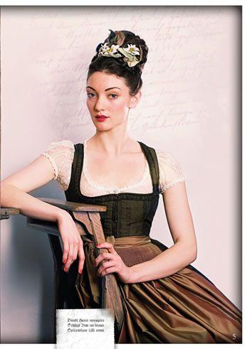 Her hair! Dirndl Shop – Trachtenmode & Fashion | Julia Trentini