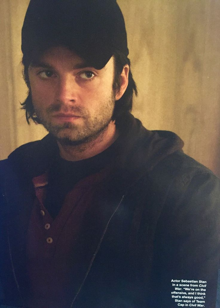 This ETERNAL CUTENESS.  Bucky was so great in this movie.  I died many times.  :)