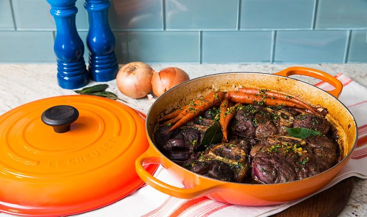 Spiced Braised Beef Shanks