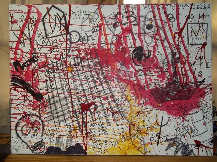 """23 Enigma"" By S.Olewnik"