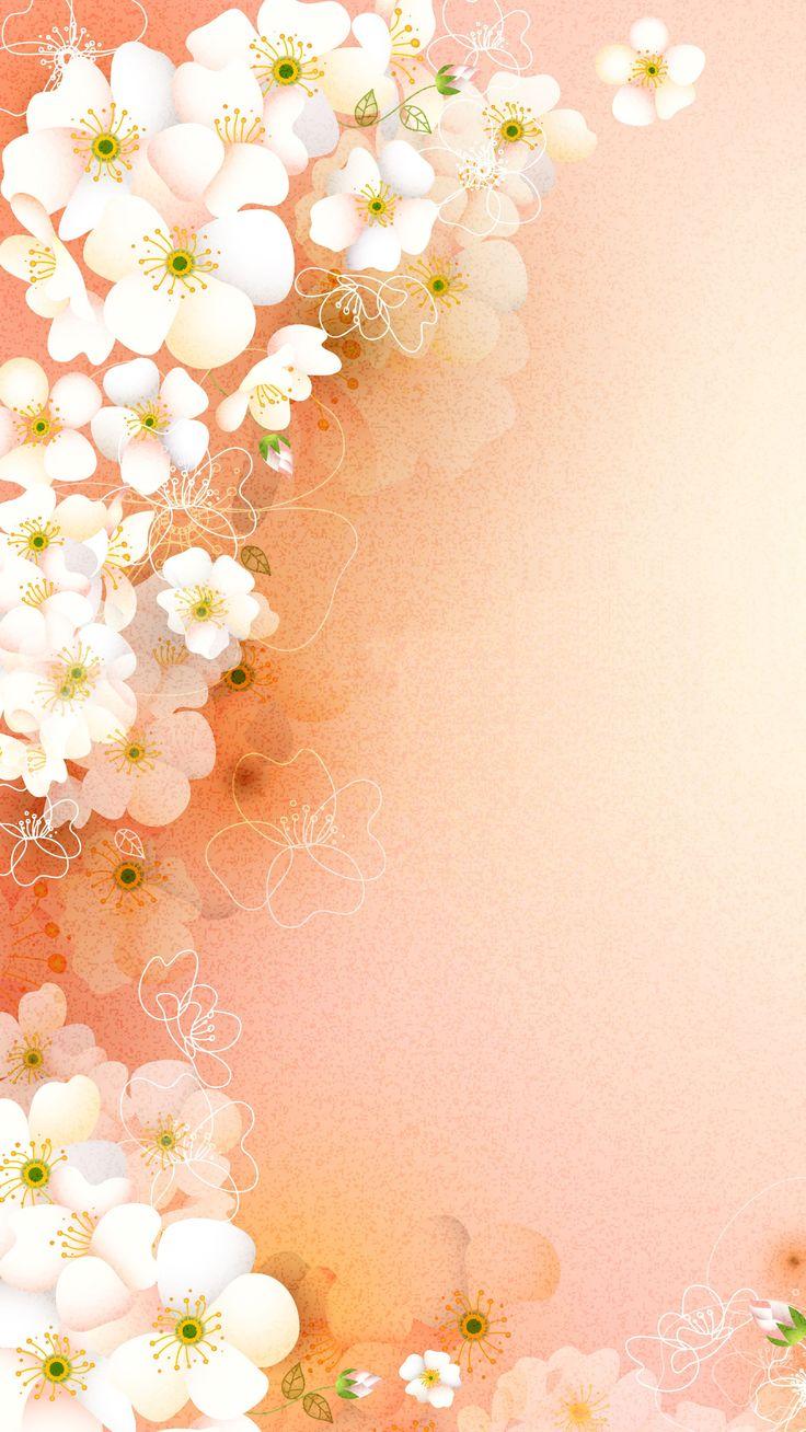 Цветы фоны для поздравительных открыток, днем рождения